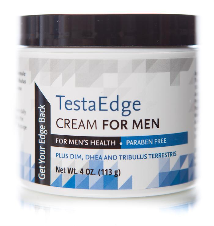 TestaEdge Cream for Men -4oz Jar